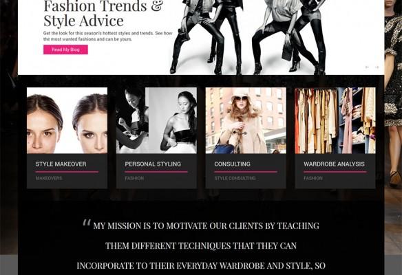 fashion-stylist-wordpress-design