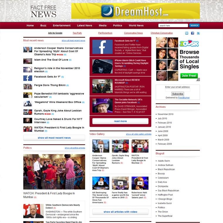 FactFreeNews.com