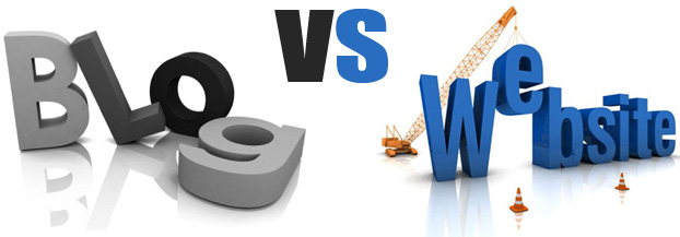 What is the difference between a WordPress blog and a Static Website?